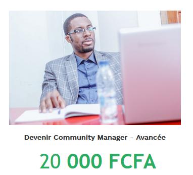 Formation Avancée en ligne Community Management